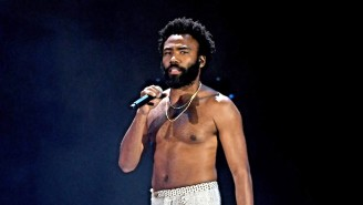 Childish Gambino Posted A Bunch Of Hilarious Ads For His Adidas Sneaker To Instagram