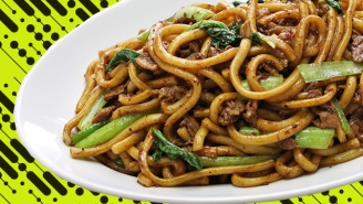 Wherever You Go, When Local Food Won't Do, Always Order The Chow Mein