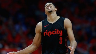 C.J. McCollum Went On An Emotional Rollercoaster As The Browns Lost A Heartbreaker To The Saints