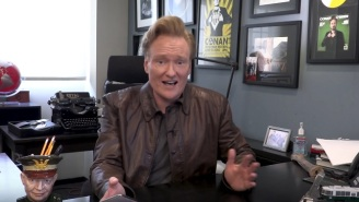 Conan O'Brien Celebrates 25 Years On Late Night TV With A Nearly-Complete Archive Of His Work