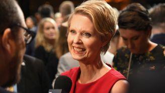 Cynthia Nixon Lost To Andrew Cuomo In New York State's Democratic Primary For Governor