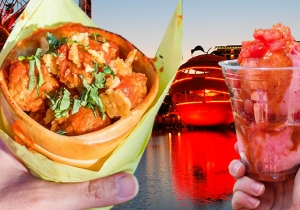 Going To Disney California Adventure? Here's The Best Food To Try While You're There
