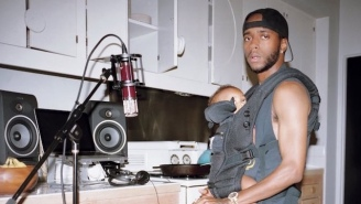 6lack Is At His Best When He's At War On 'East Atlanta Love Letter'