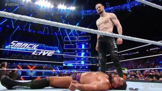 WWE Smackdown Live Results 9/18/18