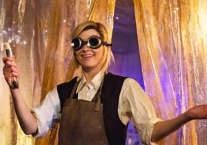 Jodie Whittaker Leaps Into Action As The First Female Doctor In The Full 'Doctor Who' Trailer