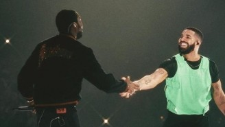 Drake Mended Fences With His Former Enemy Meek Mill During His Boston Show