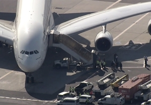 An Incoming Dubai Flight Has Been Quarantined At JFK Airport After Several Passengers Fell Ill