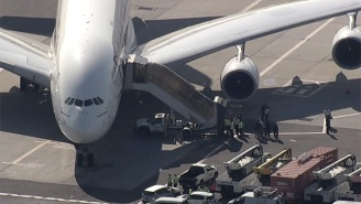 An Incoming Dubai Flight Has Been Quarantined At JFK Airport After Several Passengers Fell Ill