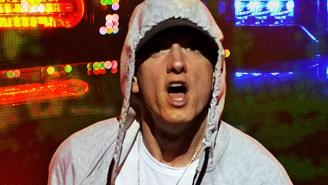 Wrestling Over Eminem's Place In The Modern Hip-Hop Landscape