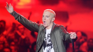 Eminem's 'Kamikaze' Flies High To The Top Of The Charts Earning Him A Ninth No. 1 Album