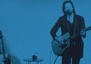 Father John Misty Is Releasing A Live Album From His Intimate Acoustic Set At Third Man Records