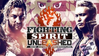 Here's The Full Card For New Japan Pro Wrestling's Fighting Spirit Unleashed In Long Beach