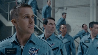 'First Man' Is A Thrilling, Deeply Emotional Ride To The Moon