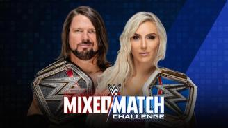 WWE Announced The Teams And Start Date For The Second Mixed Match Challenge