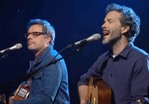 Flight Of The Conchords Regales Stephen Colbert With A New Song And A Fun Interview
