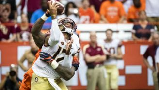 Florida State Had To Stop Asking Its Football Team To #DoSomething In A Loss To Syracuse