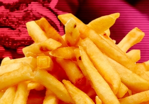 HEATED DEBATE: Should You Eat French Fries Before, During, Or After A Meal?