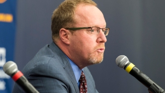 The Sixers Reportedly Interviewed Ex-Cavs GM David Griffin, But Didn't Think He Was A Good Fit