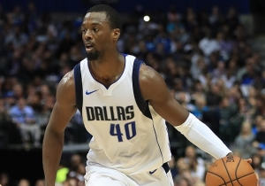 Harrison Barnes Will Be Out 'For A While' With A Hamstring Injury
