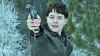 Lisbeth Salander Can't Escape Her Nightmarish Past In The New 'Girl In The Spider's Web' Trailer