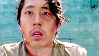 Steven Yeun Is Reuniting With 'The Walking Dead' Creator Robert Kirkman