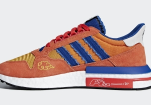 The Adidas Dragon Ball Z Collection Is Coming With The First Release Arriving Later This Month