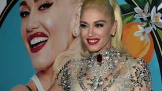Gwen Stefani Is At The Center Of The Newest Weird Conspiracy Theory About Why Trump Ran For President