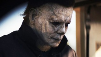 The Actor Who Plays Michael Myers In The New 'Halloween' Learned How To Kill From A Real Killer