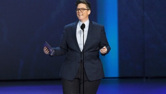 People Really Want Australian Comedian Hannah Gadsby To Host The Emmys Next Year