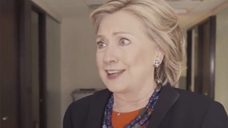 Hillary Clinton Tells Stories About Tinder And 'Bill Farting' In The Latest Bad Lip Reading