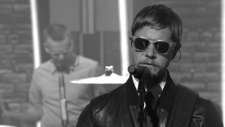 Interpol Turn The World Black And White To Play 'If You Really Love Nothing' On 'Late Night'