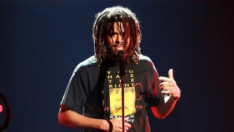 J. Cole Says He Was 'Hurt' By The Abuse Allegations Against Nas And Distanced Himself From His Rap Hero