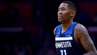 Jamal Crawford Thought His Time In Minnesota Wasn't 'A Happy Environment'