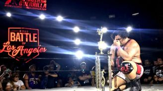 Jeff Cobb Is Independent Wrestling's Unstoppable Juggernaut