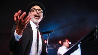 Jeff Goldblum Details His Improvisational And Fun New Album, 'The Capitol Studios Sessions'