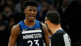 Tom Thibodeau Still Seems Like He Can't Come To Terms With Trading Jimmy Butler