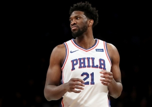 A CNBC Host Who Trademarked 'Trust The Process' Is Ready To Battle Joel Embiid Over It