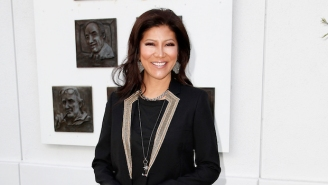 Julie Chen Appeared To Support Her Husband Les Moonves On Her 'Big Brother' Return