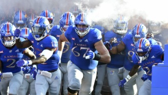 Kansas Football Beat Central Michigan For Its First Road Win Since 2009