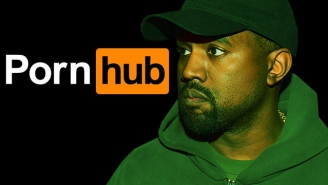 Details From Kanye West's Stint As Creative Director For The Pornhub Awards
