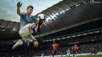 The Champions League And A New Approach To Tactics Make 'FIFA 19' A Winner