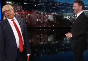 Late Night Hosts Had A Field Day Making Jokes About Trump's 'Toad From Mario Kart' Penis Last Night