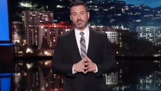 Jimmy Kimmel Eviscerated Donald Trump Jr. For A Tweet Mocking Christine Blasey Ford