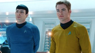 It Sounds Like Chris Pine Might Not Be Done With 'Star Trek' After All