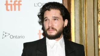 Kit Harrington Explained Why He Hasn't Cut His 'Game Of Thrones' Hair Yet