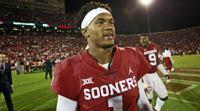 Kyler Murray Went No  1 Overall To The Cardinals In The 2019