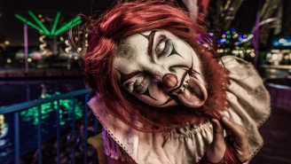 A Horror Newbie Faces His Fears At Knott's Scary Farm