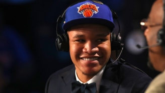 Knicks Rookie Kevin Knox Is The Latest Basketball Player To Sign With Puma
