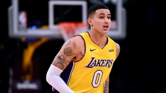 Kyle Kuzma Sees LeBron James As Mentor For How To Aid His Hometown Of Flint