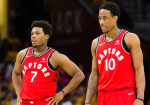 DeMar DeRozan Says He Had To Be The 'Sacrificial Lamb' For The Raptors To Reach The Finals